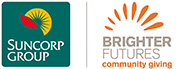 suncorp group brighter futures community giving